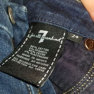 7 For All Mankind Jeans - Karah Bootcut 7 FAM Jeans